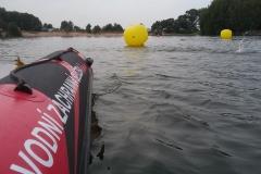 Závody dálkových plavců 2016 Mělice