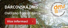 Dárcovská DMS